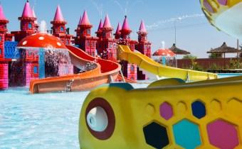 Aqua Mirage Marrakech pour 2 adultes + enfant -12ans à seulement 1299