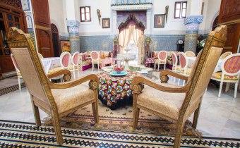 Offre Riad Authentique a Fes