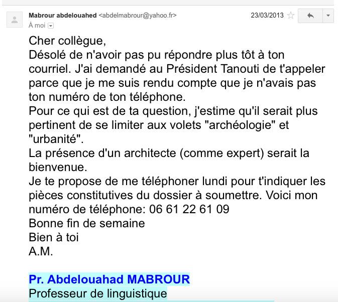 said mouline cv