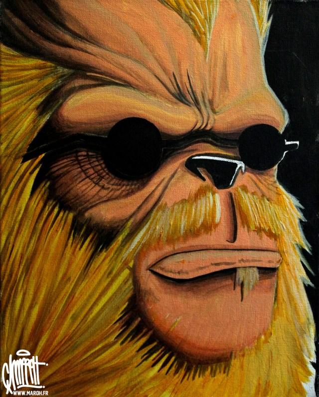 Maroh---Monkey-Noris---2010---30x40cm