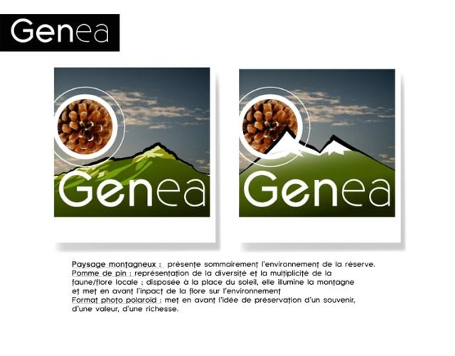 logo genea p2