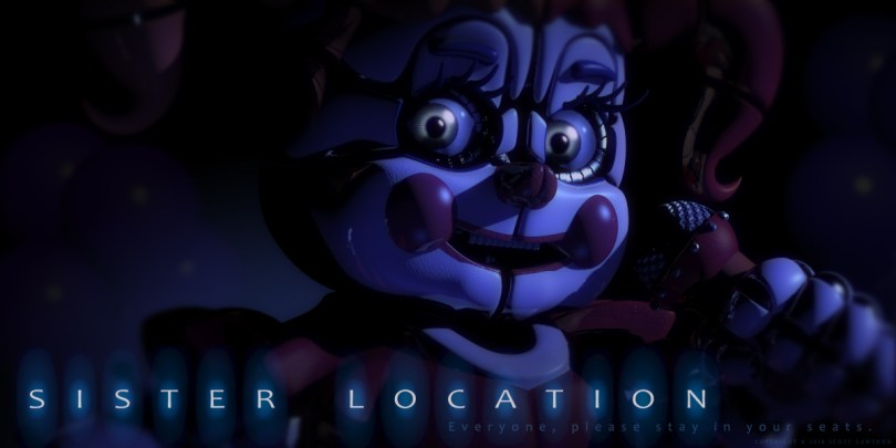 A look at the new animatronic. The eyes burrow into my soul.
