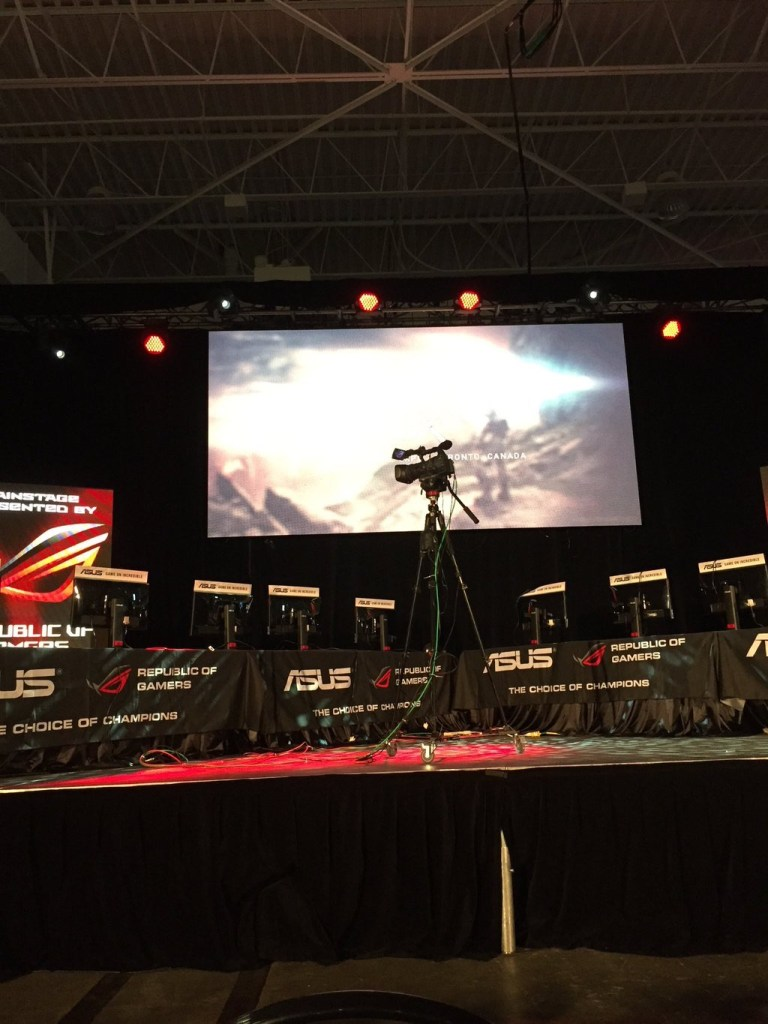 EGLX main stage