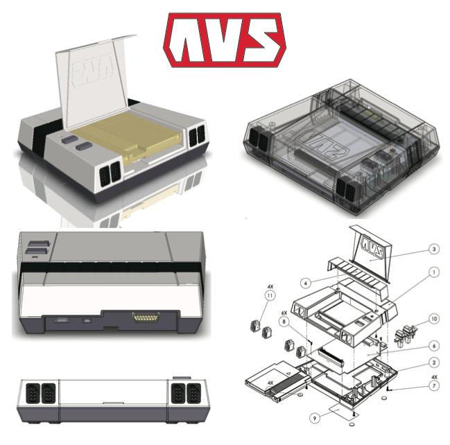 AVS schematic