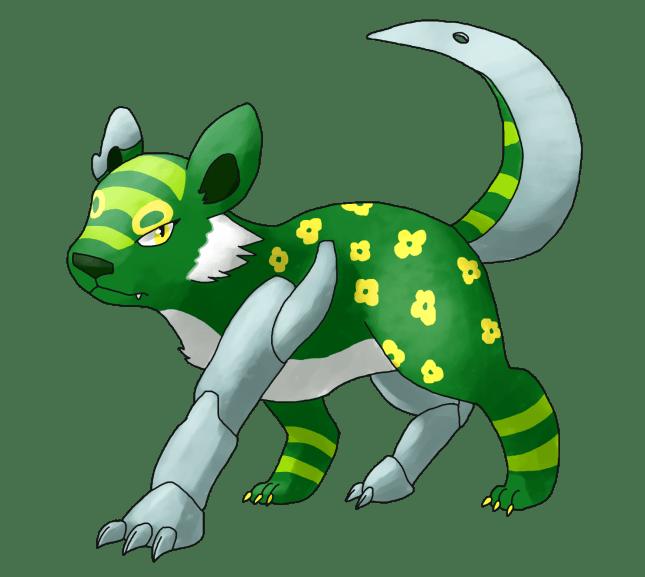 Metalynx Pokemon Uranium Wiki art