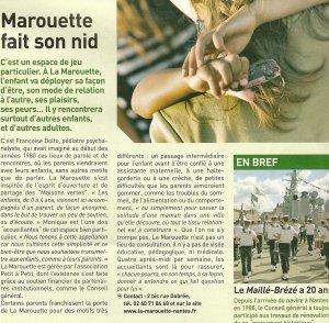 Magazine du Conseil général oct 2008