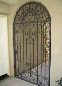 Marquez Iron Works Gallery - Ornamental Iron Doors