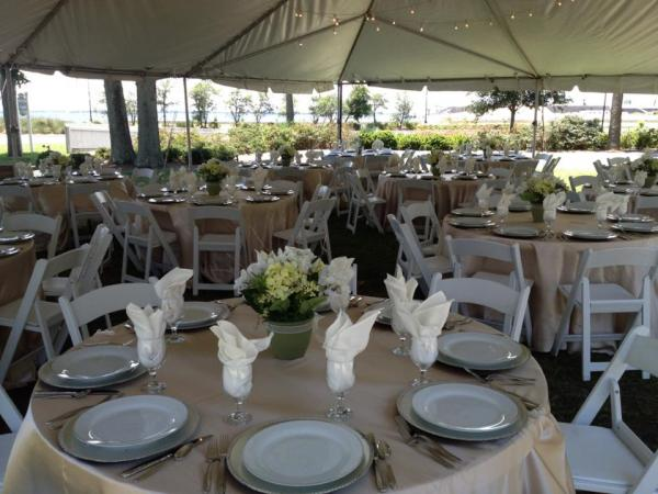 Farm Tables, Round Tables, Rectangle Tables, Marry Me Wedding Rentals