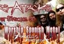 Podcast Episode 98 – Worship Spanish Metal – Angelus Apatrida