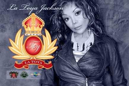 La Toya Jackson Designs by Ian David Marsden