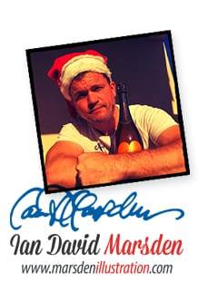 Ian Marsden Christmas