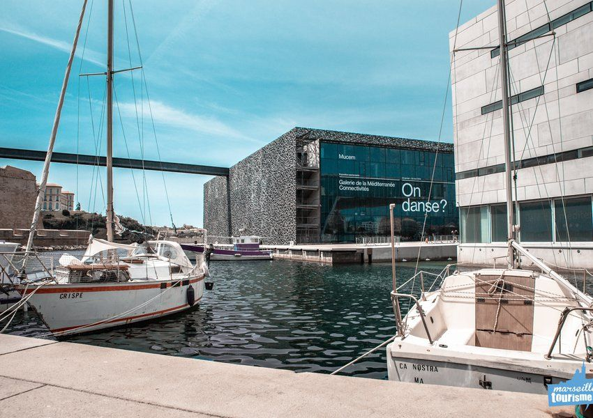 Made In Mediterranee Terrasse Du Port Mucem Museum Of Civilizations Of Europe And The