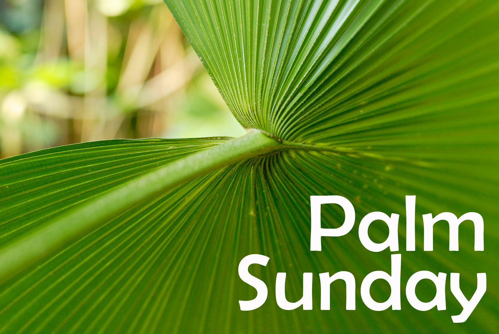 palm sunday - photo #1