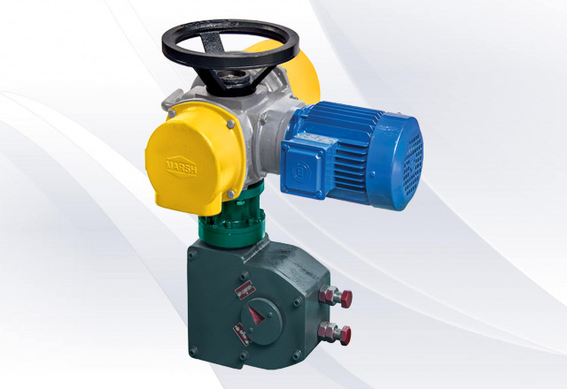 Emtork Electric Actuators, Manufacturer, Pune, India