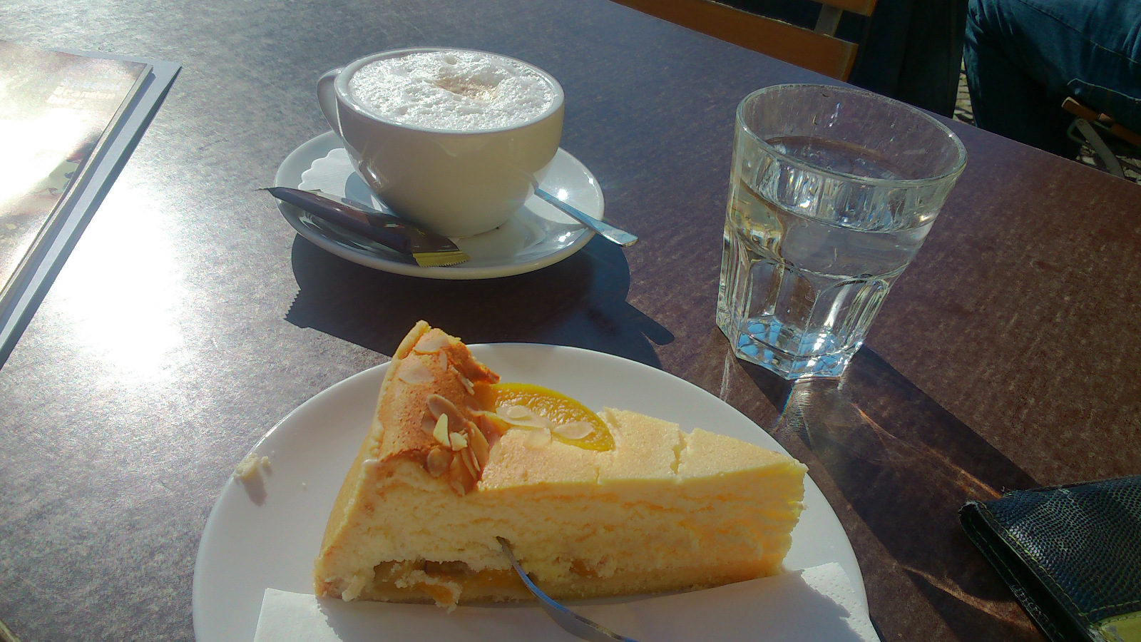 Kuchen Kaiser Berlin Cappuccino Marta S Adventures In The Big City