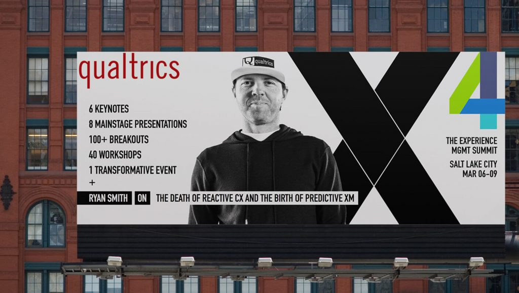 Qualtrics Announces Speakers and Agenda for X4 Experience Management