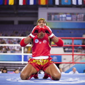 Muay Thai in the Olympics
