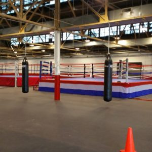 Boxing Gyms at MAFA