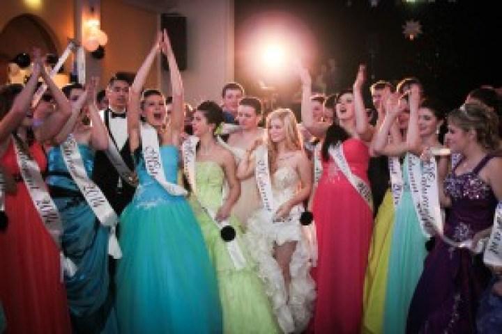 Maturitní ples 2014