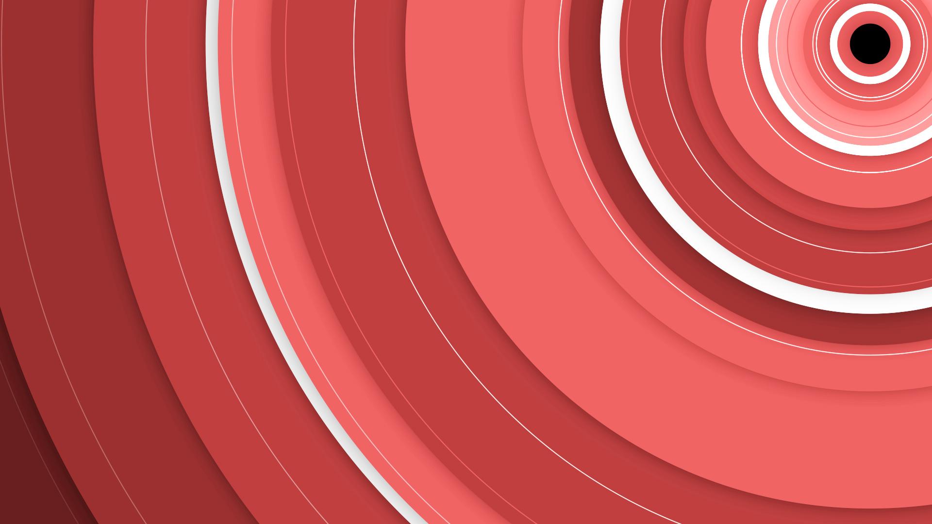 Crown Hd Wallpaper X1bg Circles Red Martin Crownover