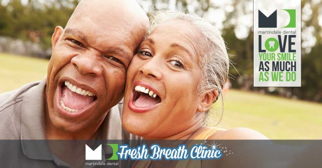 Martindale Dental Oravital Fresh Breath Clinic