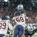 Oakland Raiders vs Chicago Bears Photo Gallery