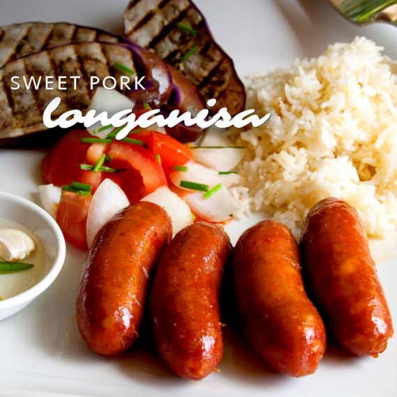 Longanisa Sweet Pork
