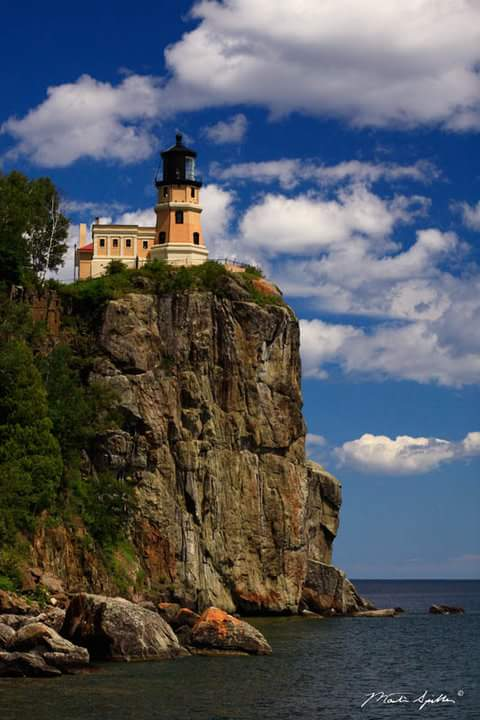 Poster 30x40 Split Rock Lighthouse - Martin Spilker Photography