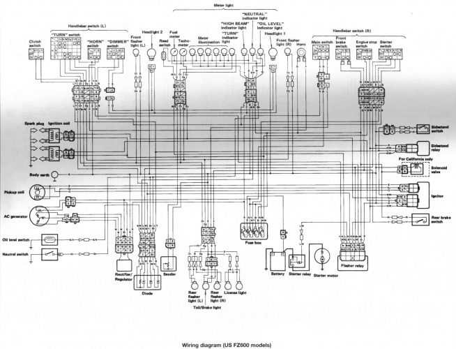 03 Yamaha R1 Wiring Diagram Schematic Diagram Electronic Schematic