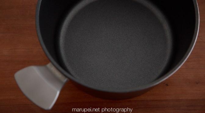 お気に入りの鍋を再フッ素加工してみた