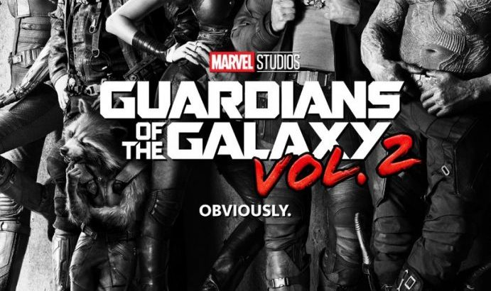 Guardians of the Galaxy Vol. 2 Teaser-Poster