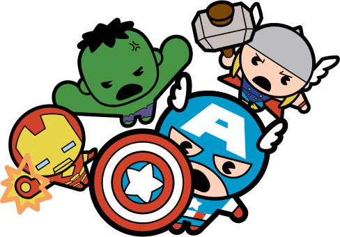 Chibi Hulk Cute Wallpaper List Of Synonyms And Antonyms Of The Word Marvel Kawaii
