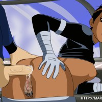 Maria Hill like stiff anal invasion romp