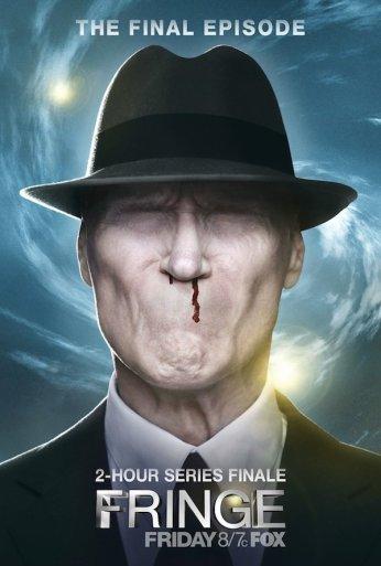 Fringe – Saison 5 – Finale Poster