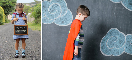 chalkboard prop