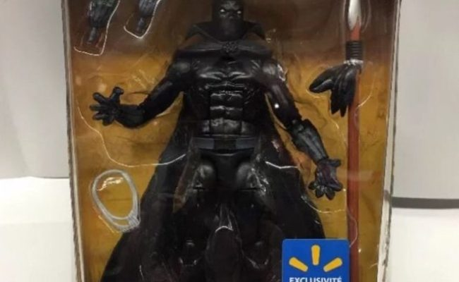 Walmart Exclusive Marvel Legends Black Panther Up For