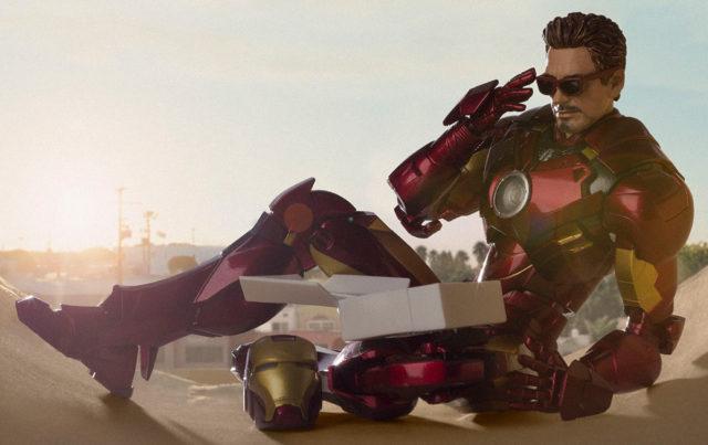 Tony Stark Hd Wallpapers Sh Figuarts Iron Man Mark 4 Amp Samurai War Machine Up For