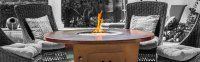 Outdoor Living :: Marx Fireplaces & Lighting