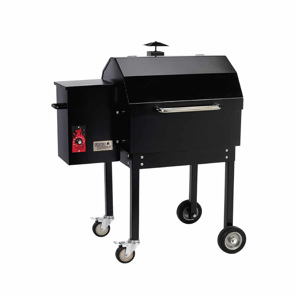 Grill 24 Smokin Brothers 24 Inch Traditional Grill With Digital Dial Control