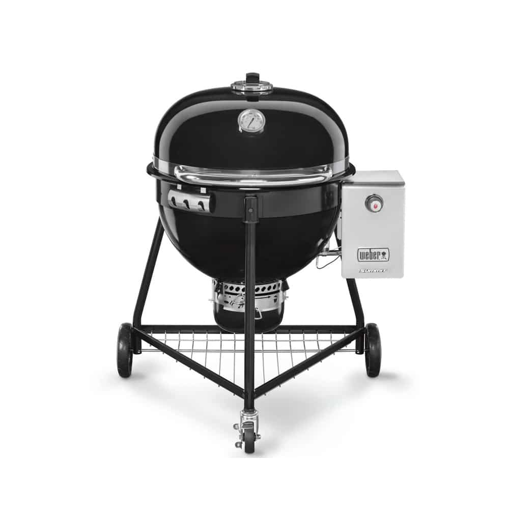 Grill 24 Weber Summit 24 Inch Charcoal Grill