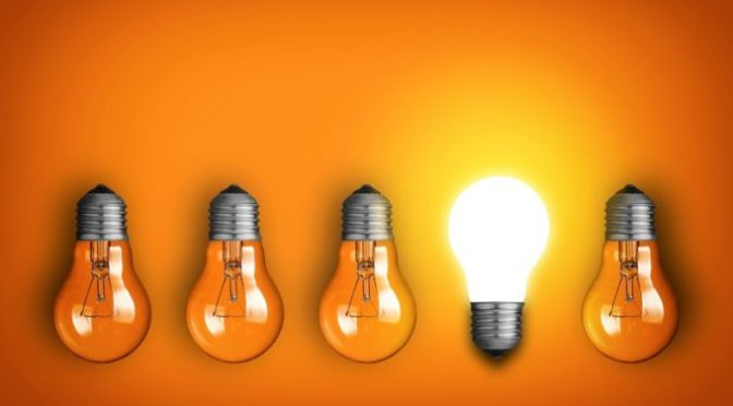 Characteristics of a Great Leader:  She is Innovative