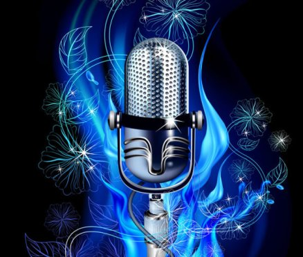 Gorgeous-Microphone