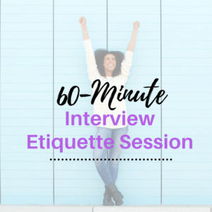60-minute-interview-etiquette