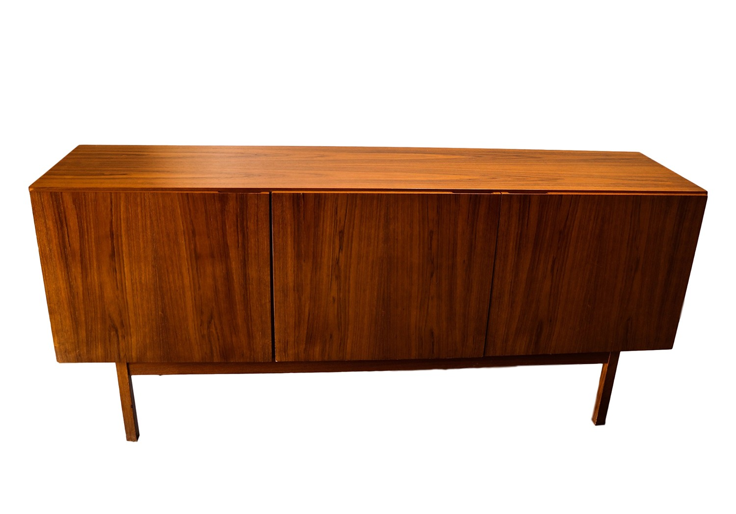Side Board Danish Modern Teak Sideboard Credenza