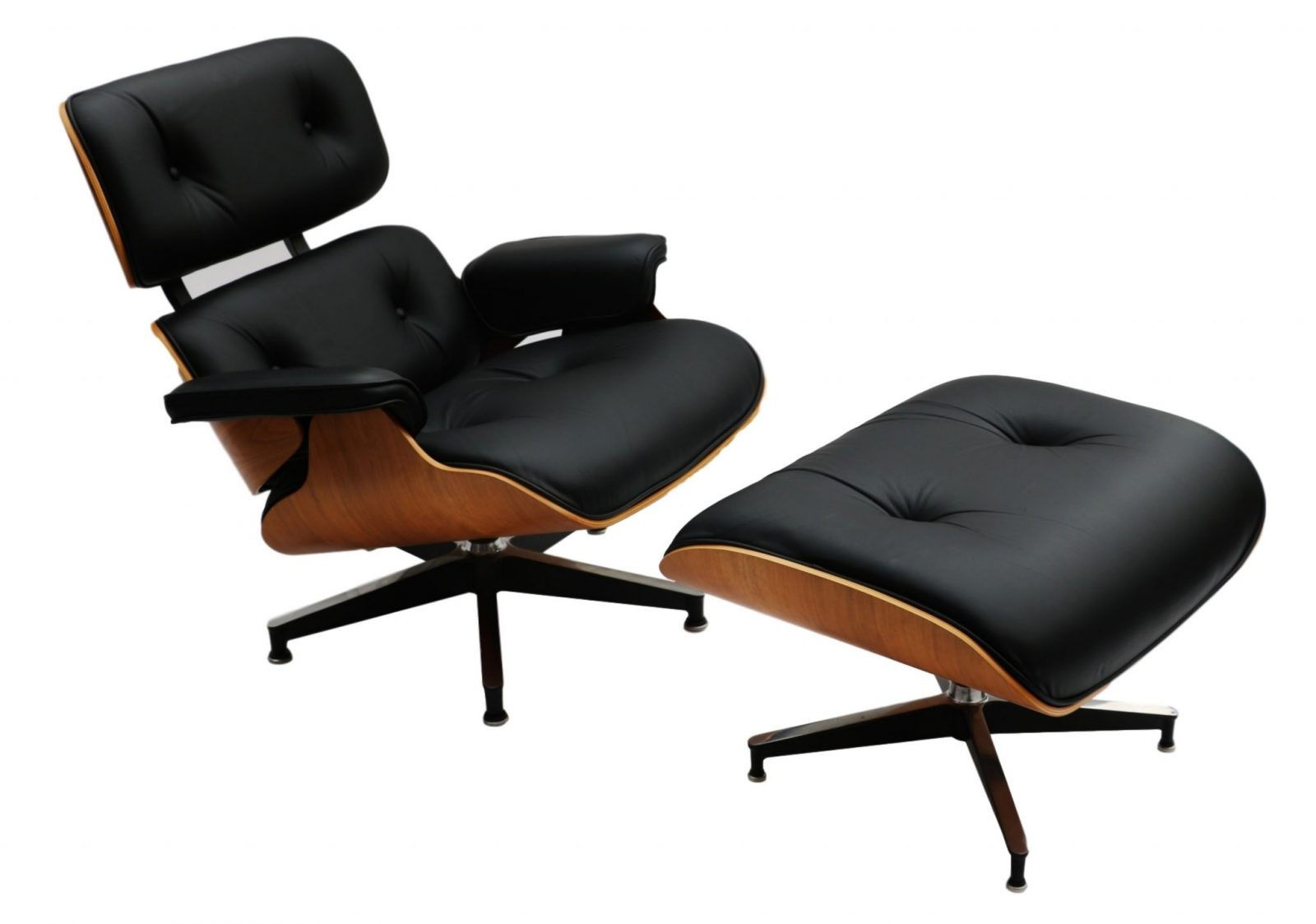 Eames Ottoman Herman Miller Eames Lounge Chair And Ottoman Model 670 671