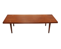 Mid Century American of Martinsville Walnut coffee table