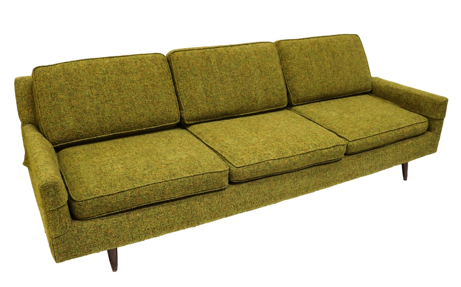 Midcentury Modern Sofa Bed Green Mid Century Couch 1500 43 Trend Home Design 1500