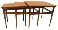 Mid Century Modern Nesting Tables by Heritage