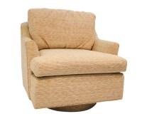 Mid Century Swivel Tub lounge Chair Milo Baughman Style