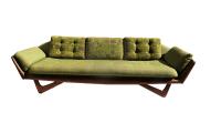 Mid Century Danish Modern Couch. Mid-Century Modern ...